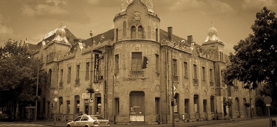 """Petőfi"" Hotel & Theatre, 8000 m² (2007)"