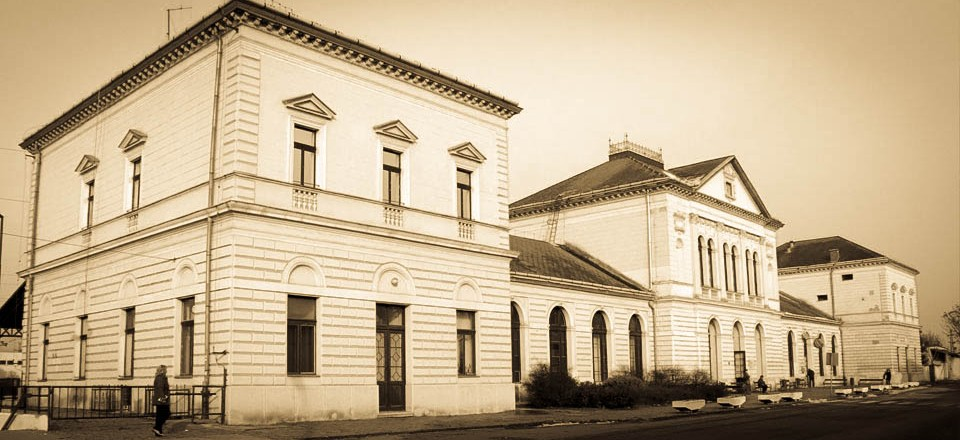 Railway Station Füzesabony, 2400 m² (2010)